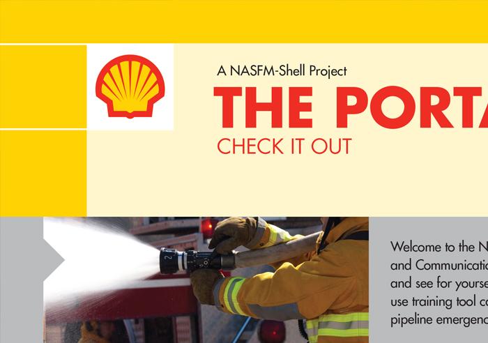 Shell NASFM Portal