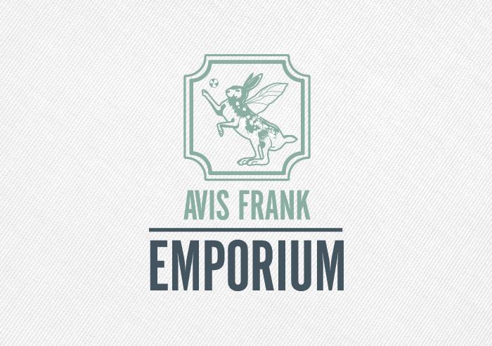 Avis Frank Emporium Logo