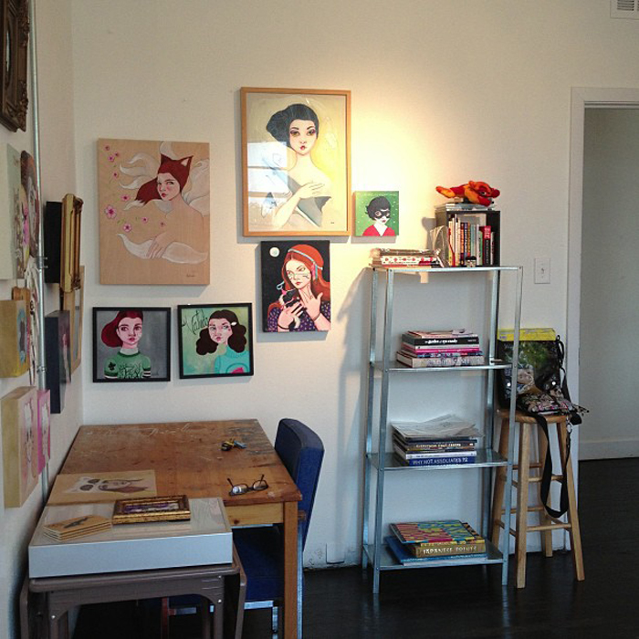 Studio Move & Open Studios